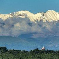 Кавказ :: Дмитрий Вдовин