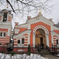 Часовня у Кутузовской избы :: Дмитрий Никитин