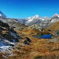 когда осень в горах, слишком много всего :: Elena Wymann