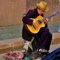 Звучит  мелодия Фламенко... :: Sergey Gordoff
