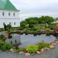 Монастырский пруд :: Катя Бокова
