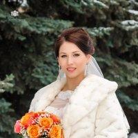 Портрет невесты :: Дмитрий Зотов