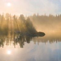 Туманный веер :: Фёдор. Лашков