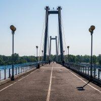 Виноградовский мост в Красноярске :: Ruslan