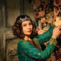 сказочный цветок :: Татьяна Исаева-Каштанова