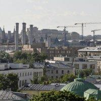 Крыши столицы :: Catherine Fil
