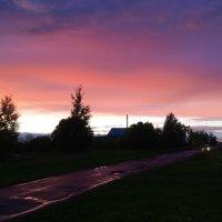 После дождя. :: Любовь Шугинина