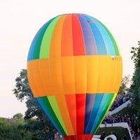 Воздухоплавание в Великих Луках. :: ast62