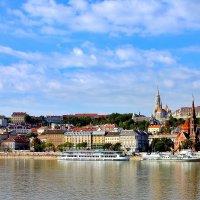 Панорама Буды в Будапеште :: Денис Кораблёв