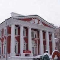 Гимназия Косицына 1905-1906 :: Анна Воробьева