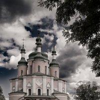 Петропавловская надвратная церковь. :: Андрий Майковский