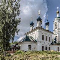 Церковь Святой  Варвары :: Valeriy Piterskiy
