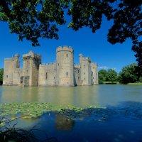 Bodiam Castle :: SvetlanaScott .