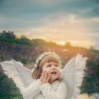Маленький ангел 1 :: Minerva. Светлана Косенко
