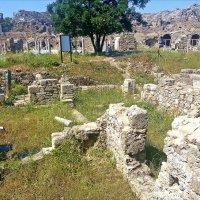 Турция. Древные камни Сиде :: Нина Корешкова