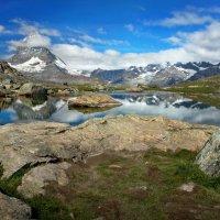 прекрасная страна гор :: Elena Wymann