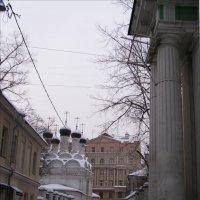 Черниговский переулок :: Анна Воробьева