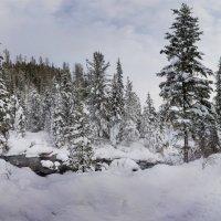 Зимние панорамы - 1 :: Галина Щербакова
