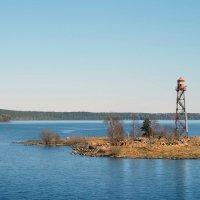Где то в Онежском озере... :: Алексей A