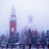 Мороз47 гр :: Sadi Omarov