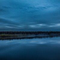 Ночь на реке Пур :: Денис Сидельников