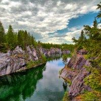 Рускеала мраморный каньон :: Laryan1