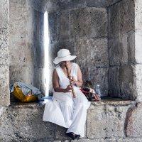 """Иерусалим: """"Уличный Музыкант ...."""" :: Aleks Ben Israel"""