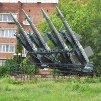 Памятник создателям ракетного щита России :: Татьяна Помогалова