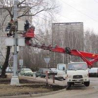 Электротехническая машина :: Дмитрий Никитин