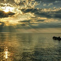 Ненайденный остров :: Александр Бойко