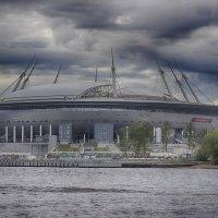 «Санкт-Петербург Арена» :: Iuliia Efremova