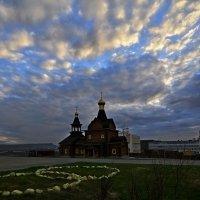 Храм Крестителя Луки. Норильск :: Витас Бенета