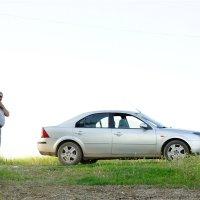 Остановка в дороге :: Наталия Сарана