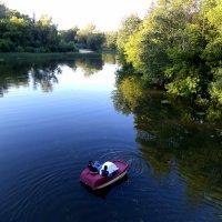 ~Поплыли со мной красотка по реке, на Катамаране~ :: Наталья