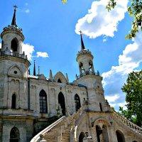 Церковь Владимирской иконы Божией Матери. :: Михаил Столяров