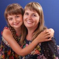 Мама и дочь :: Виктор Ковчин