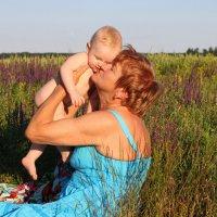 Любовь бабушки :: оксана косатенко