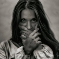 Portrait with mood. :: krivitskiy Кривицкий