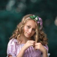 Лера :: Оксана Чепурнаева