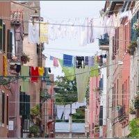 Флаги Венеции... :: Николай Панов