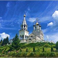 Храм Веры, Надежды и Любови. :: Валерия Комова