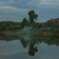 Smoke on the water :: Дмитрий Костоусов