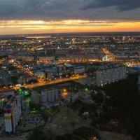 ночной город... :: Олег Петрушов