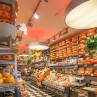 Сырный магазин :: Владимир Леликов