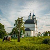 Вечер в провинции :: Alexander Petrukhin