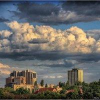 Вечером пойдет дождь... :: Виктор Марченко