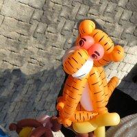 Воздушные шары :: Наталья Джикидзе (Берёзина)