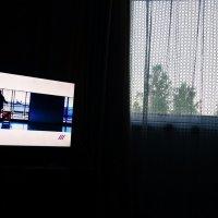 22 6 17 вечернее окно: юг :: Юрий Бондер