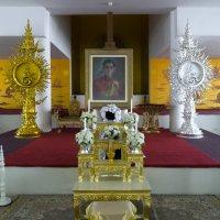 2017. Таиланд. Чианграй. Белый храм (3) :: Владимир Шибинский