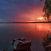 Восход после дождя :: Дамир Белоколенко